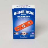 72 Units of Bandages 20ct Box Home Run Brands -san Francisco Giants - First Aid / Band Aids