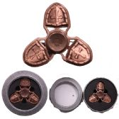 12 Units of Fidget Spinner With Shield - Fedoras, Driver Caps & Visor
