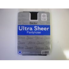 120 Units of Ultra Sheer Pantyhose White