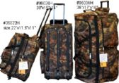 "12 Units of ""E-Z ROll"" 22"" Hunting Rolling Duffel - Travel"