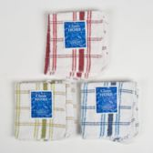 144 Units of Dish Cloth 12x12 2pk Assorted