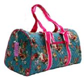 "10 Units of Ori-Ori"" Quilted Carry-on soft duffel"