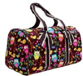 "10 Units of ""Ori-Ori"" Quilted Carry-on duffel"
