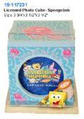 16 Units of Licensed Photo Cube - Spongebob - Photo Frame