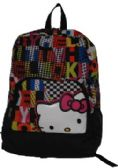 6 Units of Hello Kitty Large Laptop backpack