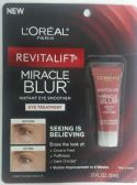 25 Units of L'Oreal Revitalift Miracle Blur, 0.17oz - Assorted Cosmetics