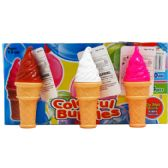 "144 Units of 5.25"" 1.35 OZ BUBBLE ICE CREAM IN 24PC DISPLAY BOX"