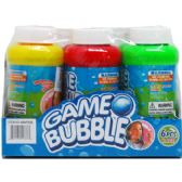 144 Units of BUBBLE SOLUTION - Bubbles