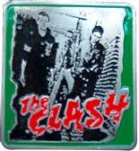 36 Units of The Clash Belt Buckle - Belt Buckles