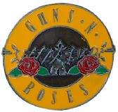 24 Units of Guns N Roses Belt Buckle - Belt Buckles