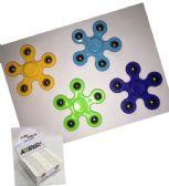 48 Units of Fidget Spinner--5 Metal Balls