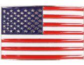24 Units of USA Flag Belt Buckle - Belt Buckles