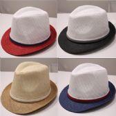 24 Units of FEDORA HAT 819 HIGH QUALITY MIX COLOR