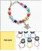 60 Units of Casting Bracelet with Butterfly