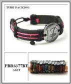 60 Units of ZODIAC Leather Bracelet
