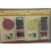 72 Units of MINI SEWING KIT - Sewing Kits/ Notions