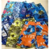 72 Units of BOYS SWIMWEAR- ASSORTED SIZES - Boys Shorts