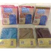 144 Units of LAUNDRY BAG ASSORTED COLORS