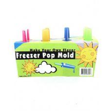 36 Units of Freezer pop mold - Freezer Items