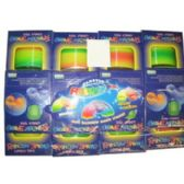 144 Units of RAINBOW SLINKY TYPE SPRING TOY