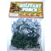 36 Units of PLASTIC TOY SOLDIERS