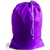 120 Units of HEAVY WEIGHT LAUNDRY BAG 30 X 40