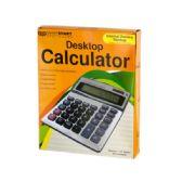 18 Units of Large Display Desktop Calculator - Calculators
