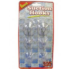 72 Units of Suction hooks set - Wall Decor