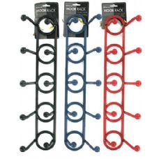 75 Units of Plastic hook rack - Wall Decor