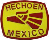 24 Units of Hecho En Mexico Belt Buckle - Belt Buckles