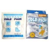 72 Units of DISPOSABLE ICE PACK - First Aid / Band Aids