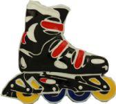 24 Units of Roller Skate Belt Buckle - Belt Buckles