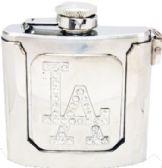 12 Units of LA Flask Belt Buckle