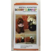 48 Units of SCENTED DOGGY CLEAN UP BAGS