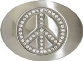 24 Units of Peace Belt Buckle