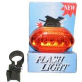 72 Units of FLASHING BICYCLE LIGHT - Biking
