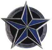 24 Units of Nautical Star Belt Buckle