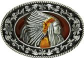 24 Units of Indian Belt Buckle