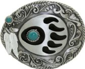 12 Units of Indian Style Belt Buckle
