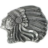 24 Units of Indian Chief Belt Buckle