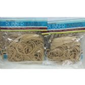 72 Units of ASSORTED RUBBER BANDS