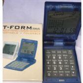 48 Units of PRESS UP PORTABLE CALENDAR CALCULATOR - Calculators