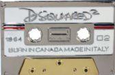 24 Units of White Cassette Belt Buckle - Belt Buckles