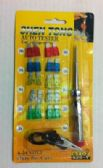 48 Units of 10pc Auto Fuse with Tester