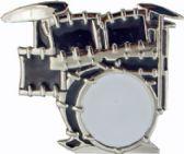 36 Units of Drum Set Belt Buckle - Belt Buckles