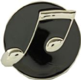 36 Units of Music Note Belt Buckle - Belt Buckles
