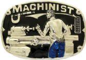 24 Units of Machinist Belt Buckle - Belt Buckles