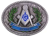 24 Units of Mason Belt Buckle - Belt Buckles