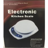 24 Units of ELECTRONIC KITCHEN AND FOOD SCALE