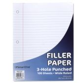 48 Units of Filler Paper - Wide Ruled 100 Sheets - PAPER
